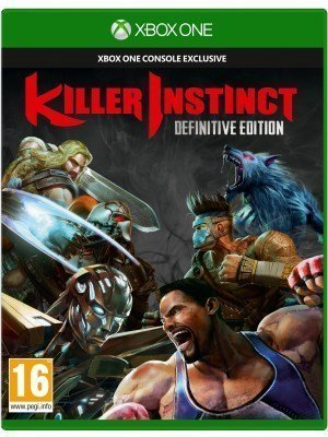 XBOX One - Killer Instinct Definitive Edition