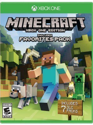 XBOX One - Minecraft & Favorites Pack
