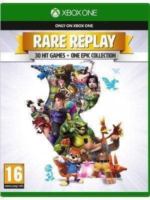 XBOX One - Rare Replay (30 Hit Games)