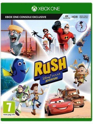 XBOX One - Rush: A Disney Pixar Adventure