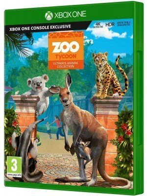 XBOX One - Zoo Tycoon: Ultimate Animal Collection